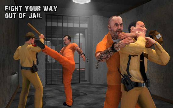 Alcatraz Prison Escape Plan: Jail Break Story 2018 screenshot 11