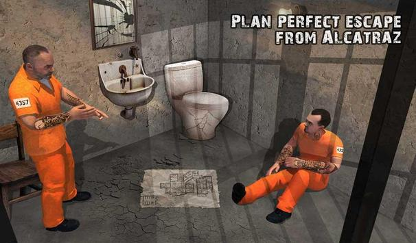 Alcatraz Prison Escape Plan: Jail Break Story 2018 screenshot 15