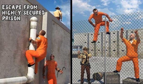 Alcatraz Prison Escape Plan: Jail Break Story 2018 screenshot 19