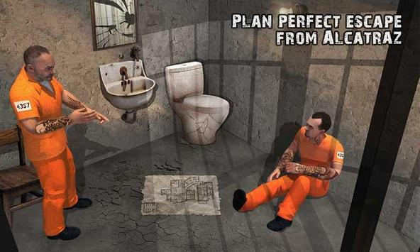 Alcatraz Prison Escape Plan: Jail Break Story 2018 screenshot 1