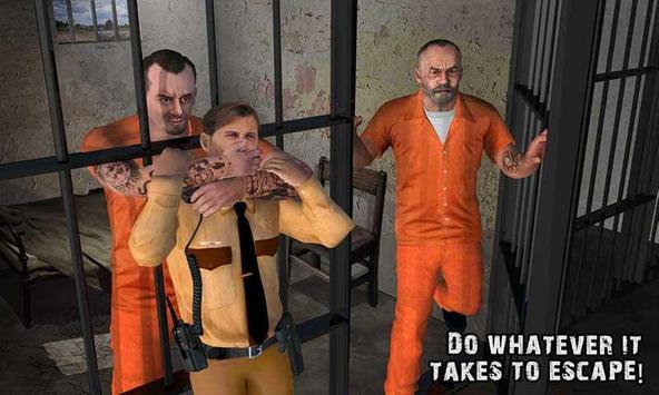 Alcatraz Prison Escape Plan: Jail Break Story 2018 screenshot 2