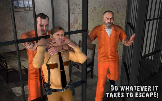 Alcatraz Prison Escape Plan: Jail Break Story 2018 screenshot 9