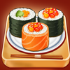 Sushi game cooking game-simulation restaurant game icon