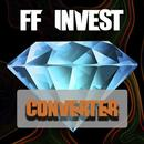 FF Invest | Free Diamonds FFire Calculator & Guide APK Android