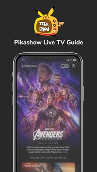 PikaShow Free Live TV Guide 2021 screenshot 4