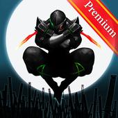 Demon Warrior Premium - Stickman Shadow Action RPG icon