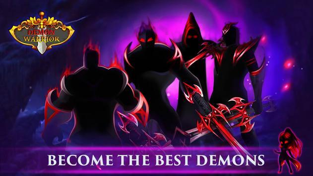 Demon Warrior Premium - Stickman Shadow Action RPG screenshot 11