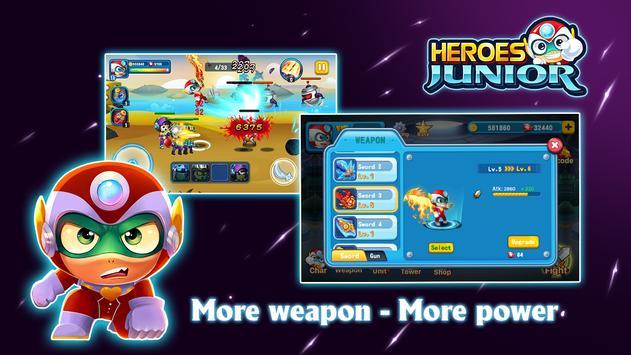Superheroes Junior screenshot 14
