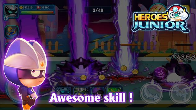 Superheroes Junior screenshot 13