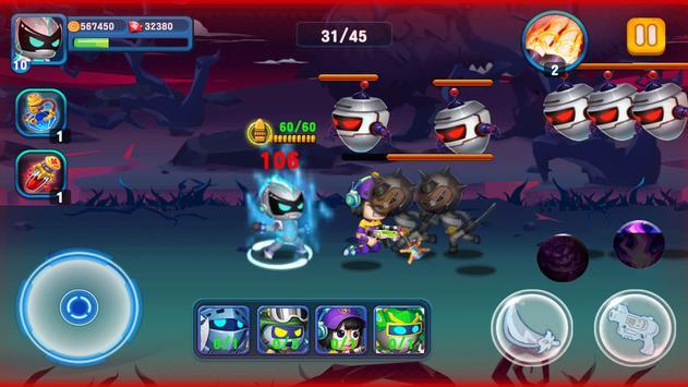 Superheroes Junior screenshot 5