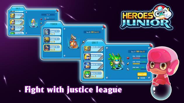 Superheroes Junior screenshot 9