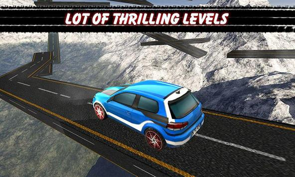 Impossible Monster Stunts Tracks Game screenshot 1