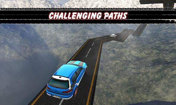 Impossible Monster Stunts Tracks Game screenshot 3