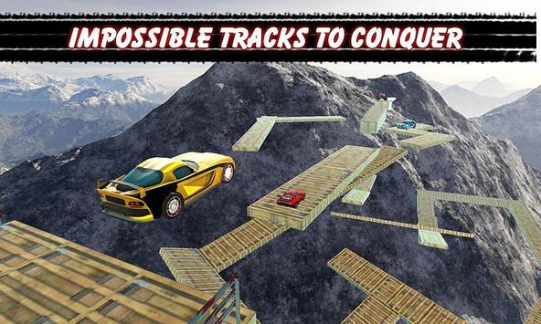 Impossible Monster Stunts Tracks Game screenshot 4