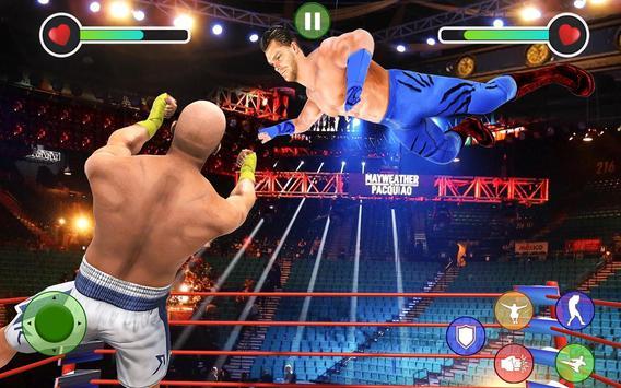 BodyBuilder Ring Fighting Club: Wrestling Games screenshot 5