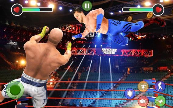 BodyBuilder Ring Fighting Club: Wrestling Games screenshot 10