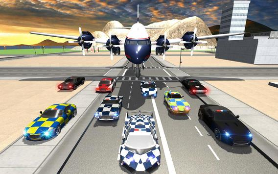 Extreme police GT car driving simulator screenshot 4