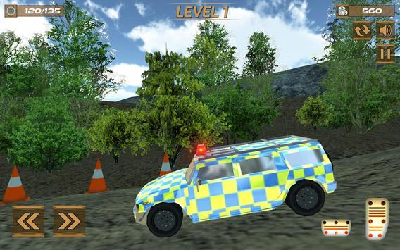 Extreme police GT car driving simulator screenshot 6