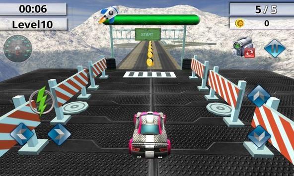 Impossible Car Driving School: Stunt drive screenshot 5