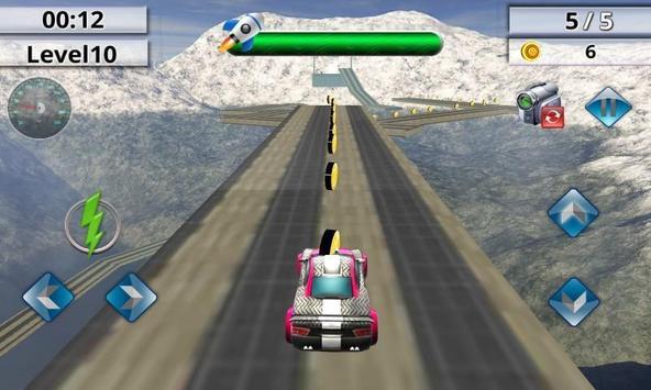 Impossible Car Driving School: Stunt drive screenshot 7