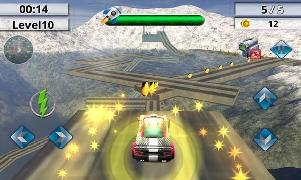 Impossible Car Driving School: Stunt drive screenshot 8