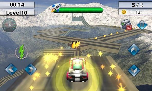 Impossible Car Driving School: Stunt drive screenshot 13