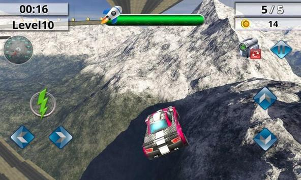 Impossible Car Driving School: Stunt drive screenshot 14