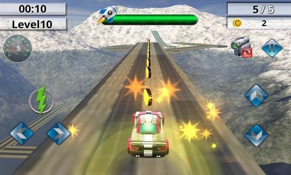 Impossible Car Driving School: Stunt drive screenshot 1