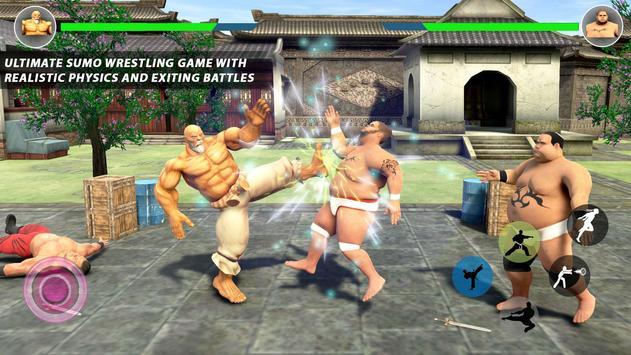 Sumo Wrestling screenshot 1