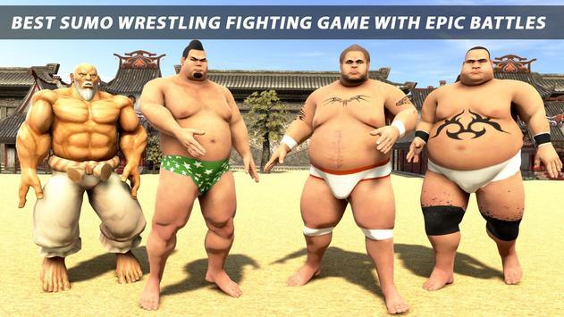 Sumo Wrestling screenshot 2
