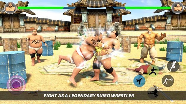 Sumo Wrestling screenshot 3