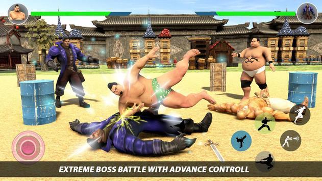 Sumo Wrestling screenshot 4