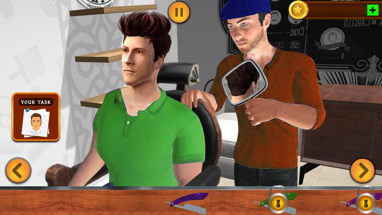 Virtual Barber Shop Simulator: Hair Cut Game 11 for Android