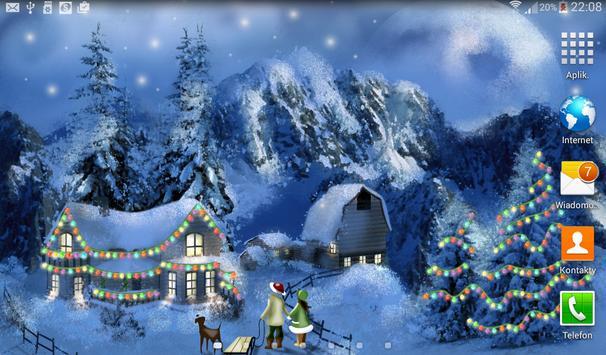 Christmas Wallpaper screenshot 3