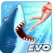 Icona Hungry Shark