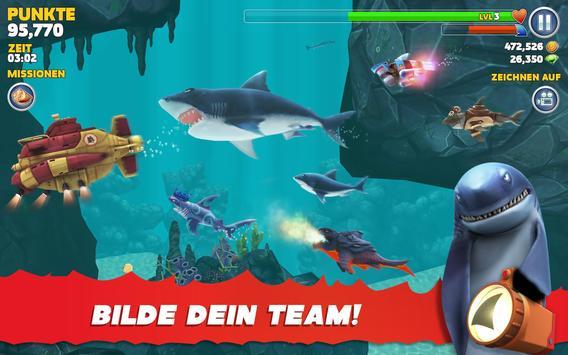 Hungry Shark Screenshot 14