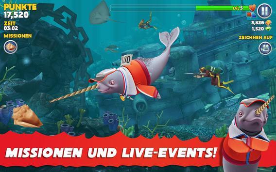 Hungry Shark Screenshot 20
