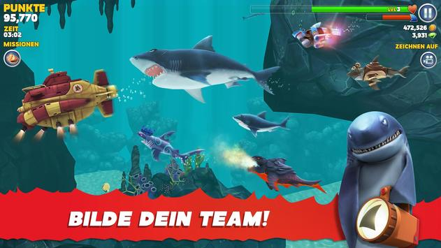 Hungry Shark Screenshot 7