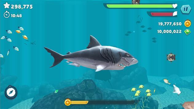 Hungry Shark captura de pantalla 7