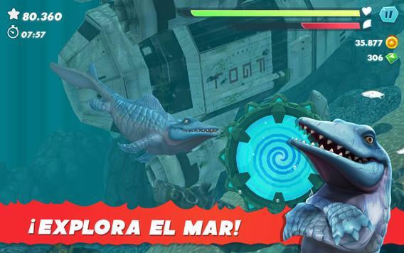 Hungry Shark captura de pantalla 9