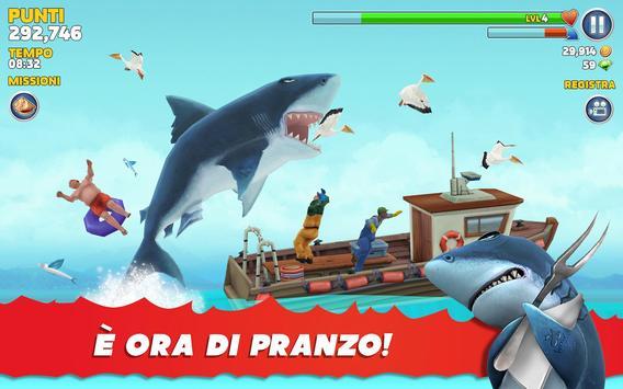 16 Schermata Hungry Shark