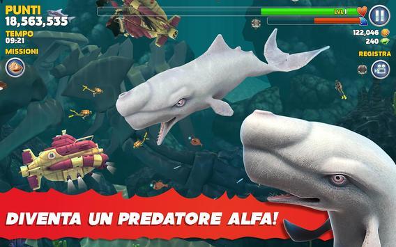 19 Schermata Hungry Shark