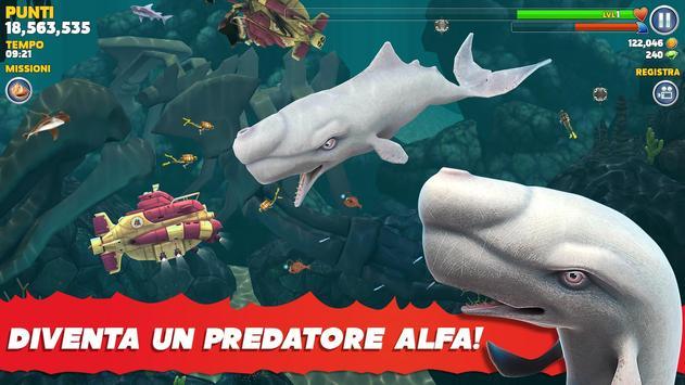 3 Schermata Hungry Shark