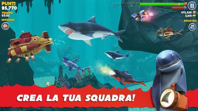 7 Schermata Hungry Shark