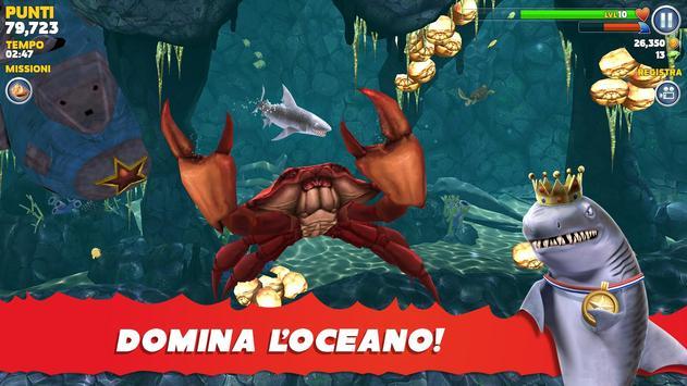 6 Schermata Hungry Shark