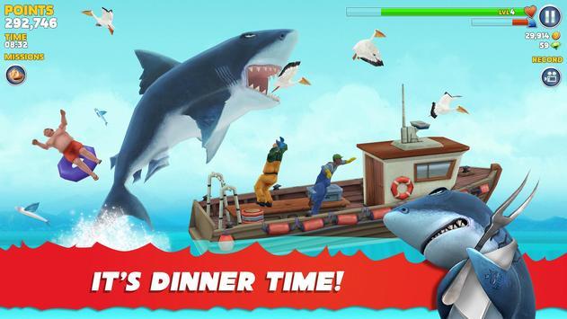 Hungry Shark poster