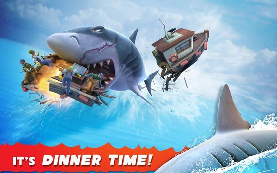 Hungry Shark captura de pantalla 16