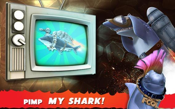 Hungry Shark captura de pantalla 10