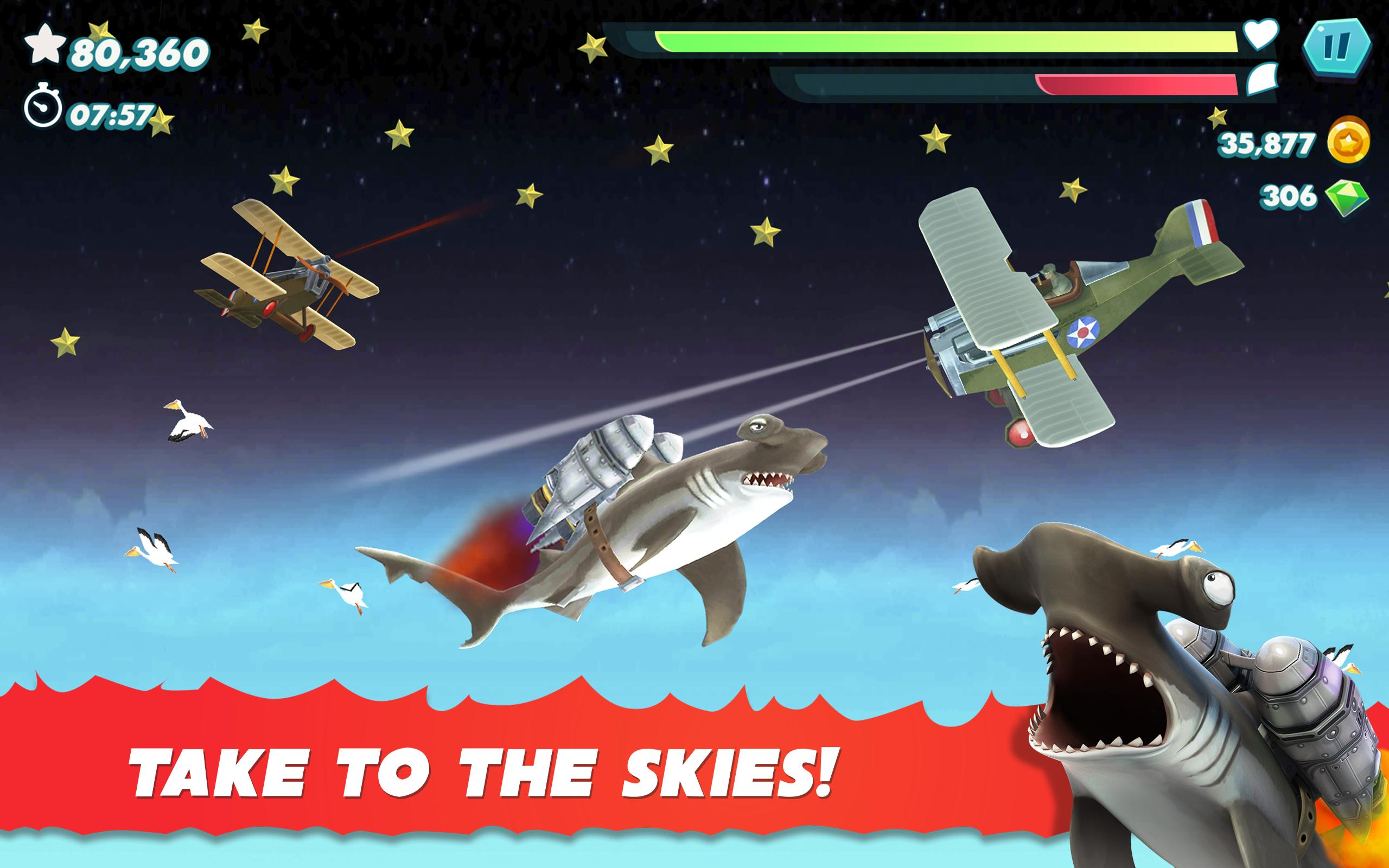 Hungry Shark For Android Apk Download