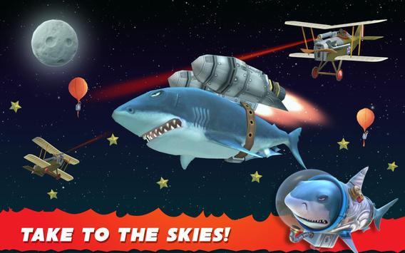 12 Schermata Hungry Shark